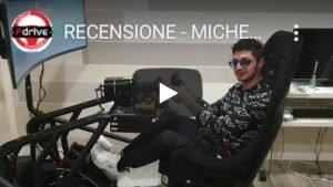 Recensione Simulatori Professionali Bergamo - Fdrive
