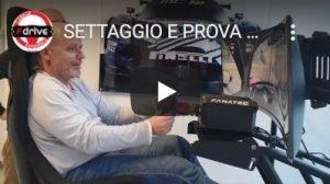 Recensione Simulatori di Guida Professionale Bergamo - Fdrive