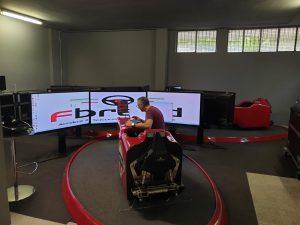 Simulatore F1 Fbrand - Centro Fdrive