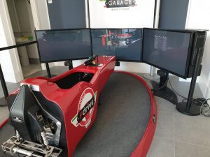 Simulatore Formula 1 Plus Fdrive Jesolo