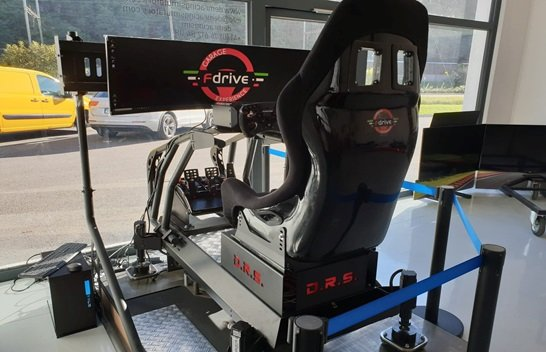 Simulatore GT Versione Plus