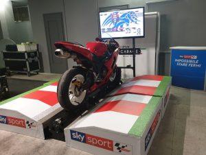 Simulatore Moto Custom Free Spirit