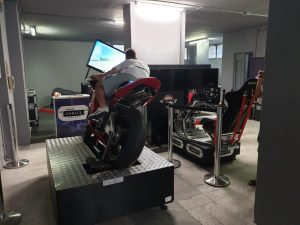Simulatore Moto Fdrive