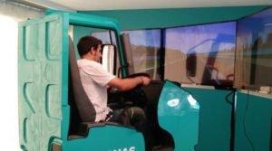 Simulatore Camion Experience - Fdrive Centro di Simulazione Professionale