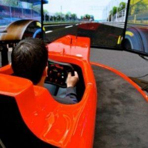 Simulatore Formula 1 Experience - Fdrive Centro di Simulazione Professionale