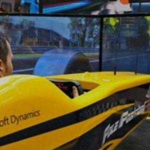 Simulatore Formula E Experience - Fdrive Centro di Simulazione Professionale